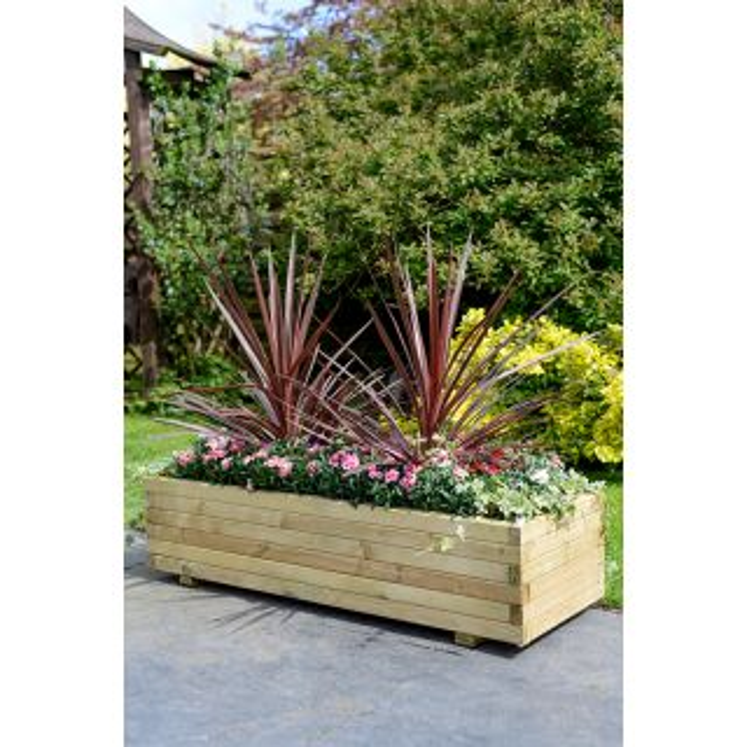 Elite Rectangular Planter 302 x 1200 x 400mm