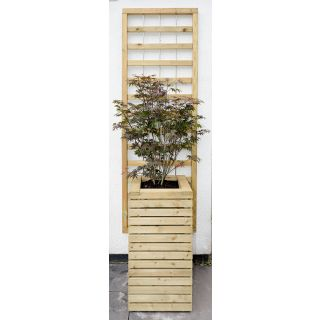 Tall Contemporary Planter 720 x 400 x 400mm