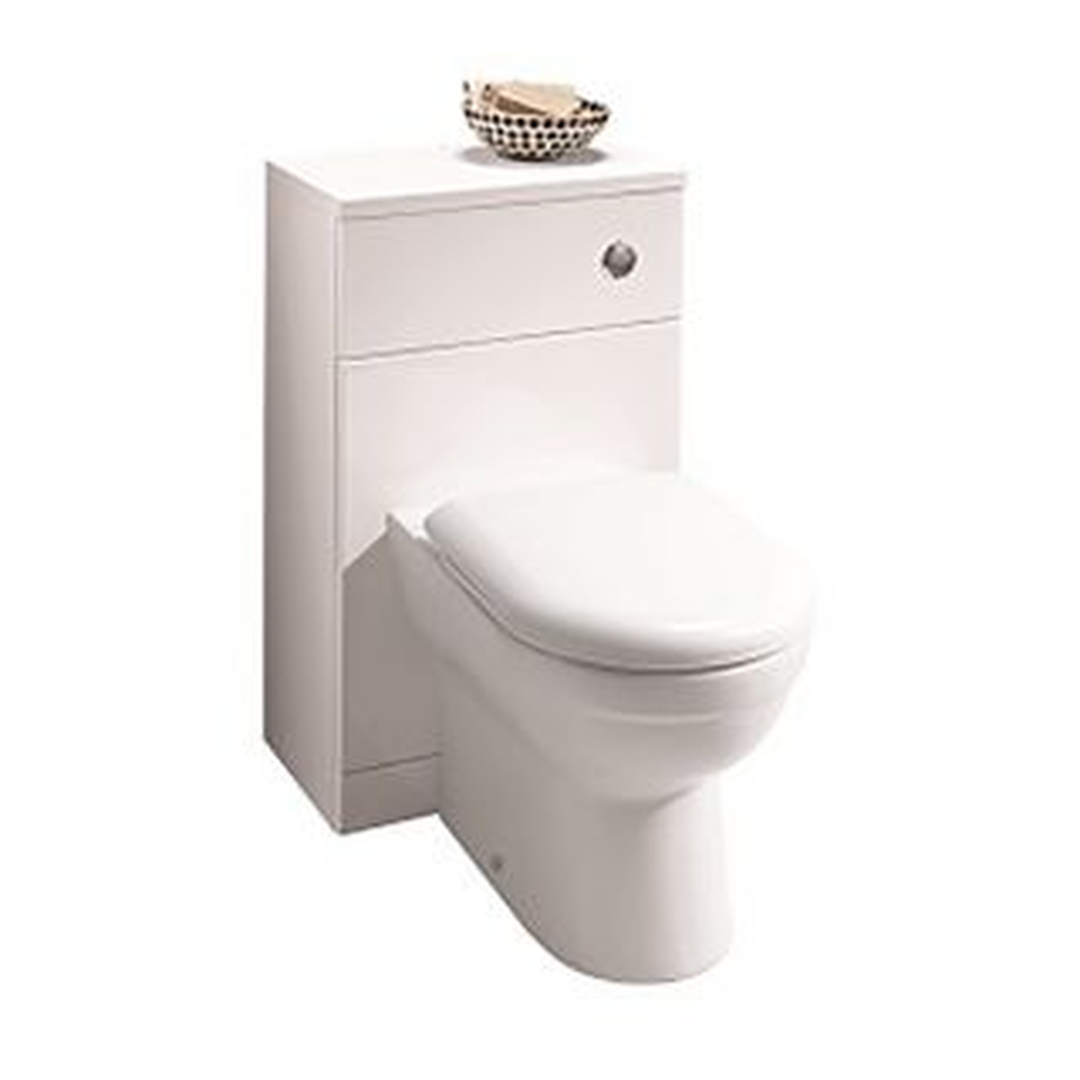 Highlife Skara Back to Wall Toilet Unit