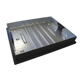 Clark Drain CD 790R/80 Recessed Cover & Frame 600 x 450 x 80mm