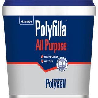 Polycell Trade All Purpose Polyfilla Readymix 2Kg