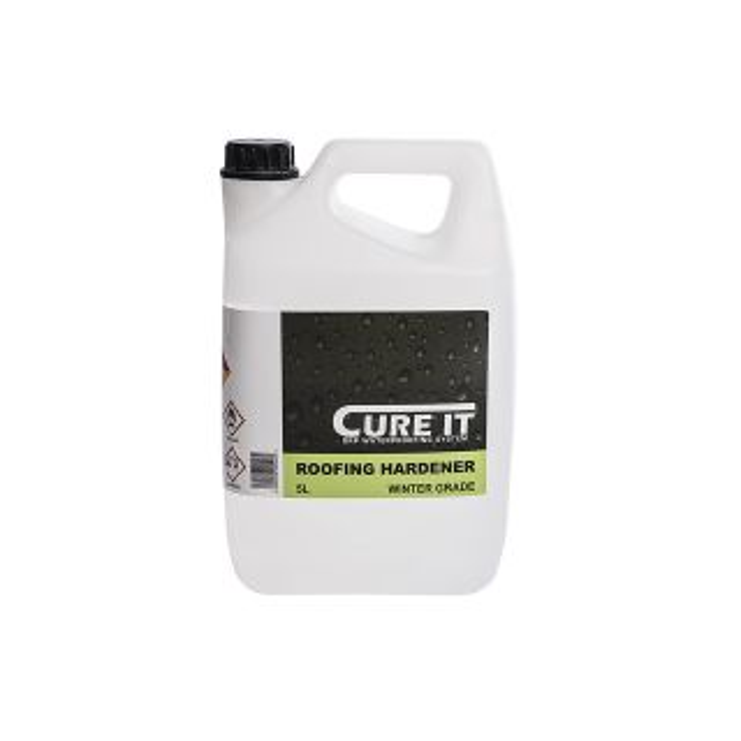 Cure It Catalyst Hardener Winter Grade 5L