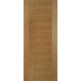 Mendes Pre-finished Oak Iseo Crown Cut Semi Solid Door 35 x 1981 x 686mm