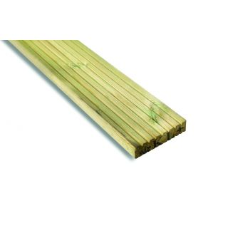 Treated Softwood Reversible Decking 32 x 125mm