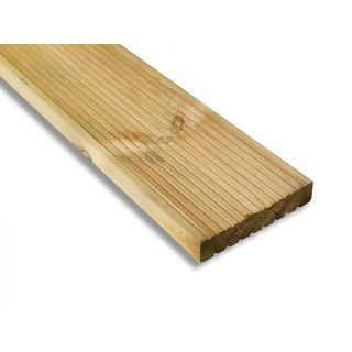 Treated Softwood Reversible Decking 32 x 150mm