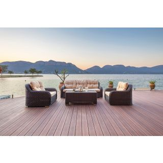 SmartBoard Chocolate Brown Composite Decking 20 x 138 x 3600mm