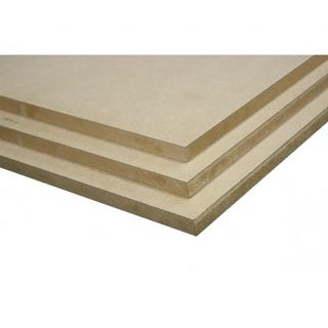 Premier Medite MDF Moisture Resistant Board 2440 x 1220 x 12mm
