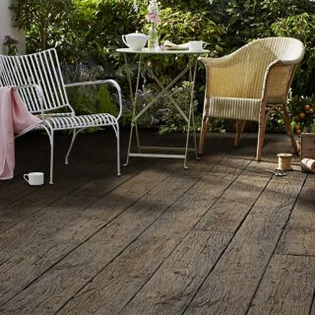 Millboard: 32x200mm Vintage Weathered Oak Decking per 3.6mtr Length