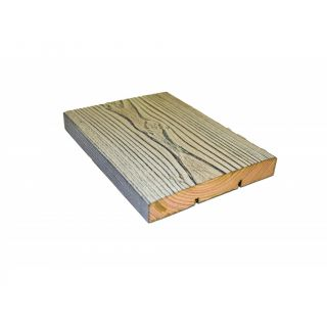 IRO Enhanced Architectural Cladding Driftwood 25 x 150mm (22 x 145mm Fin Size)