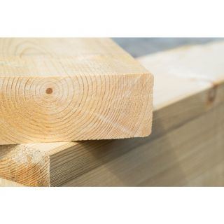 Treated Sawn Carcassing Timber 75 x 22mm