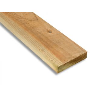 Treated Sawn Carcassing Timber 100 x 22mm