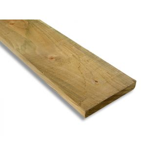 Treated Sawn Carcassing Timber 150 x 22mm