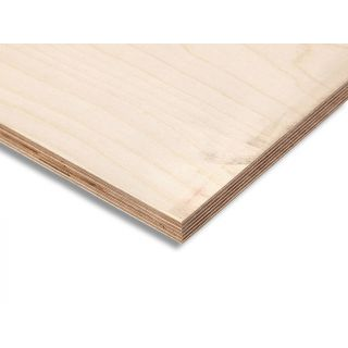 Birch Throughout Plywood EXT. 24mm x 2440 x 1220mm